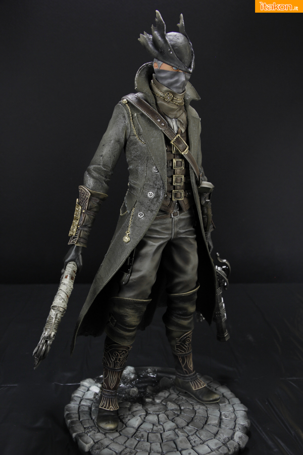 The_Hunter_Bloodborne_Gecco 81