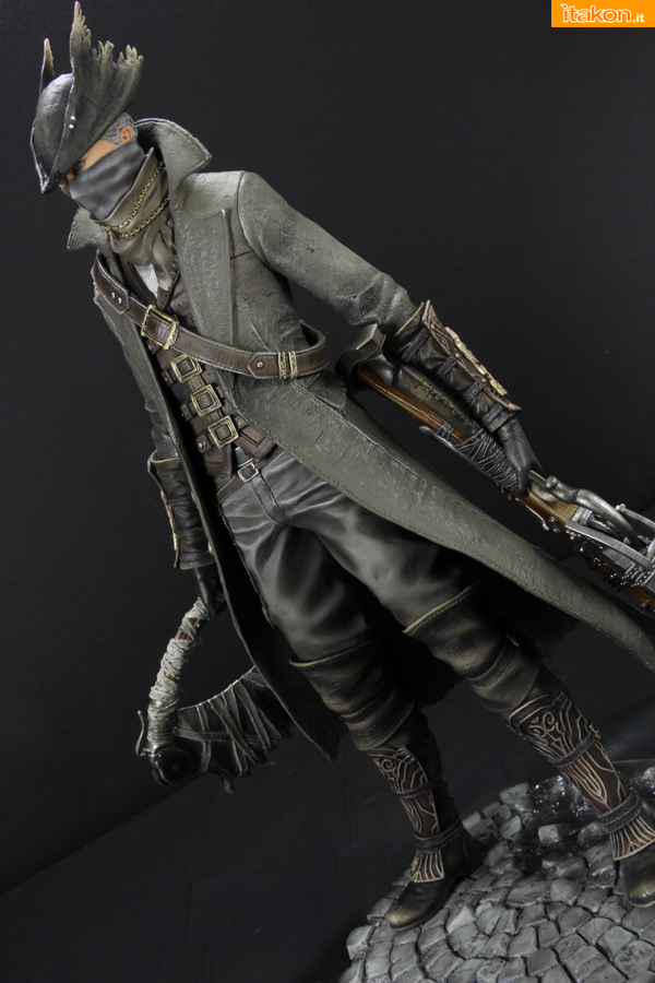 The_Hunter_Bloodborne_Gecco 90