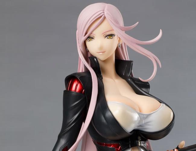 Yuuko Sagiri Darkness - Triage X - Orchid Seed pre 20