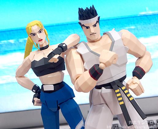 figma Akira Yuki & Sarah Bryant - Virtua Fighter - FREEing gallery 14