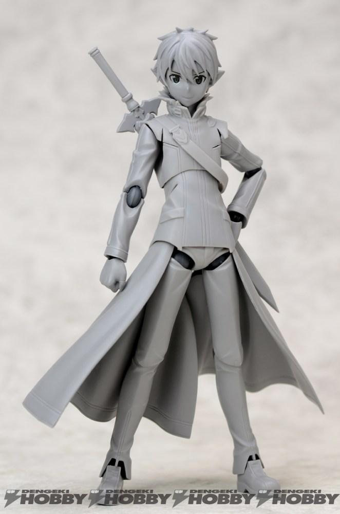 figma Kirito ALO - Sword Art Online - Max Factory proto 01