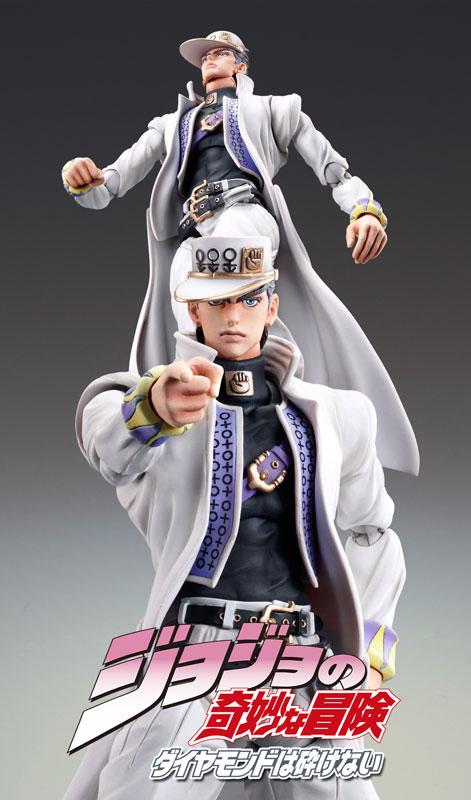 Kujo Jotaro Super Action Statue Medicos Entertainmenti Itakon.it -0002