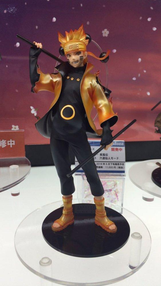 "Naruto Uzumaki Rikudou Sennin linea G.E.M. da ""Naruto Shippuden"""
