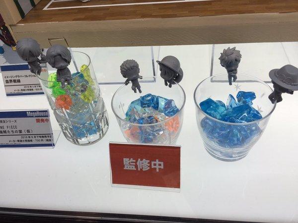 "Otchatomo Series One Piece Kaizoku-Tachi no Utage BOX  da ""One Piece"""