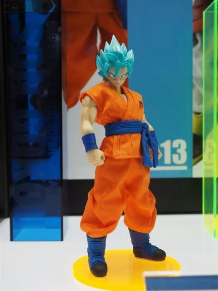 Son Goku SSJ God SS - linea Dimension of DRAGONBALL
