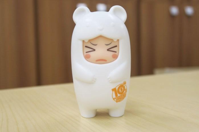 Nendoroid More Bear - Good Smile Company Wonder Fest pics 11