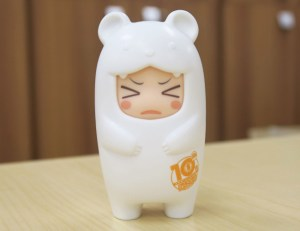 Nendoroid More Bear - Good Smile Company Wonder Fest pics 20