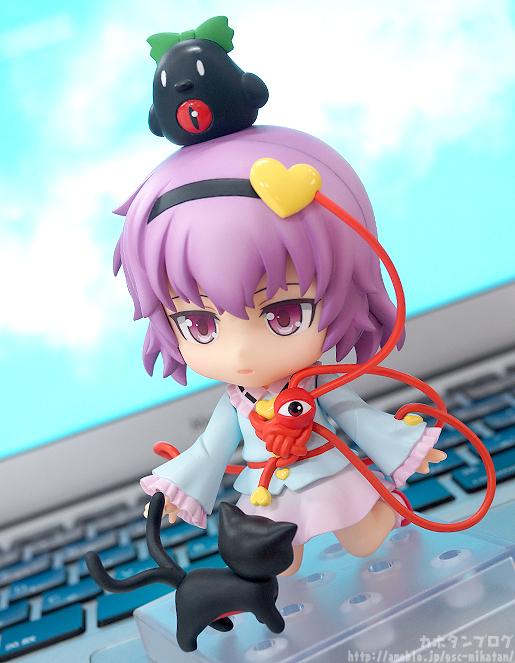 Nendoroid Satori Komeiji - Touhou Project - GSC preview 04