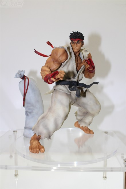 "Ryu da ""Street Fighter III 3rd Strike: Fight for the Future"""