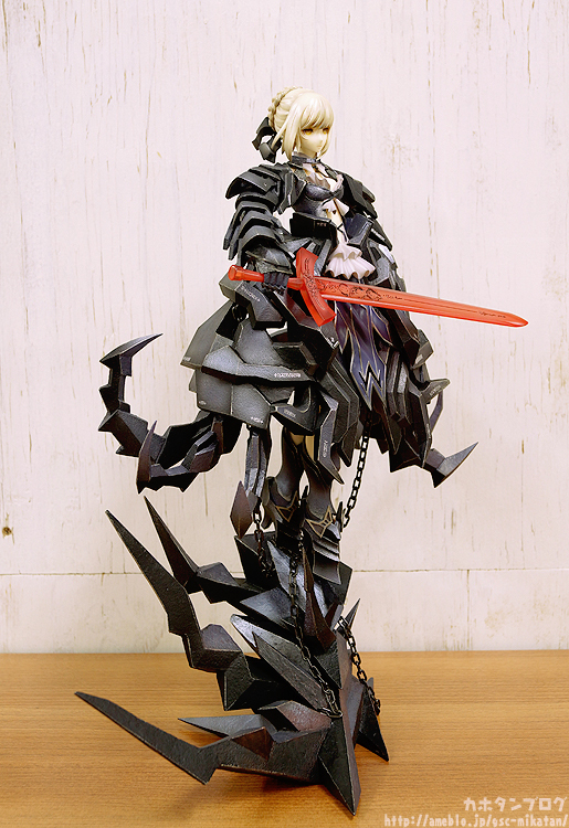 Saber Alter huka photogallery 02