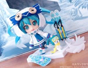 Snow Miku Snow Owl Nendoroid Figma GSC gallery 50
