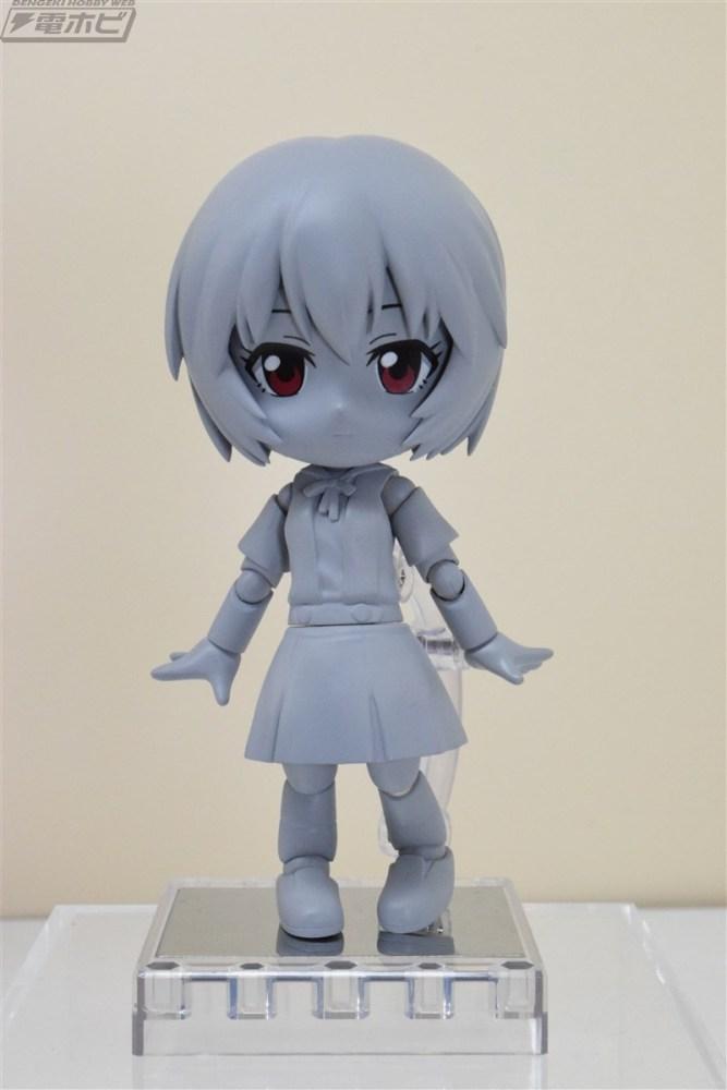 Cu-Poche per Rei Ayanami da Evangelion!