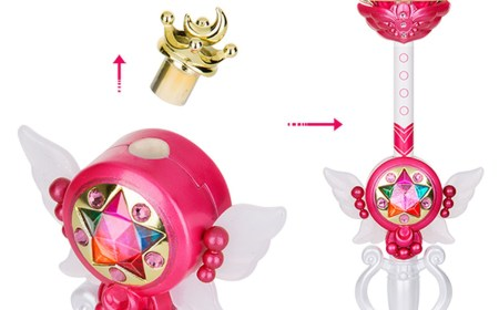 Bishoujo Senshi Sailor Moon Pointer Stick Premium Bandai Limited Edition Itakon.it -0004a