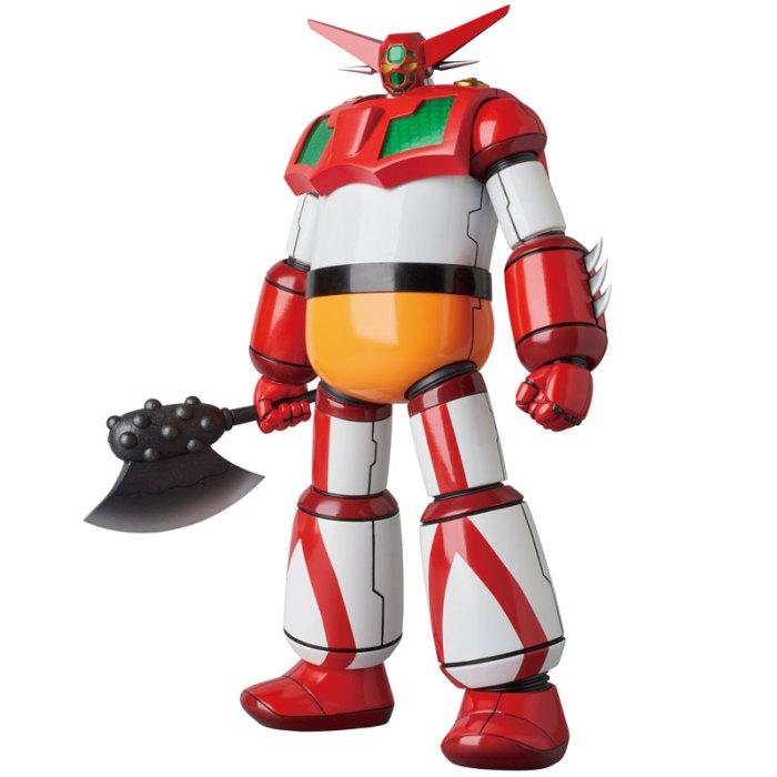 Getter 1 VCD Medicom Toy pre 04