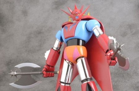 Getter Robo G Getter Dragon Comic Ver. Dynamite Action! No.36 di Evolution Toy Itakon.it -0004