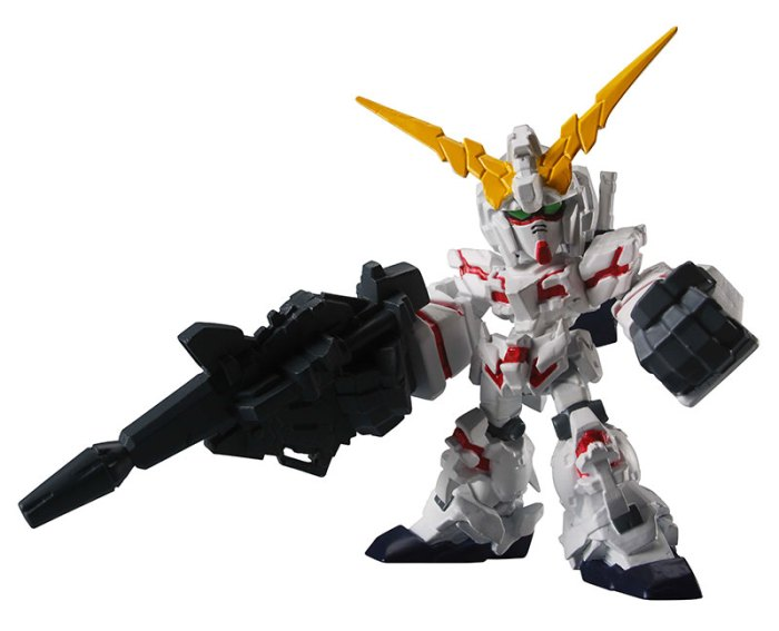 Mobile Suit Gundam GUNDAM EXPAND 01 Metallic Bandai 01