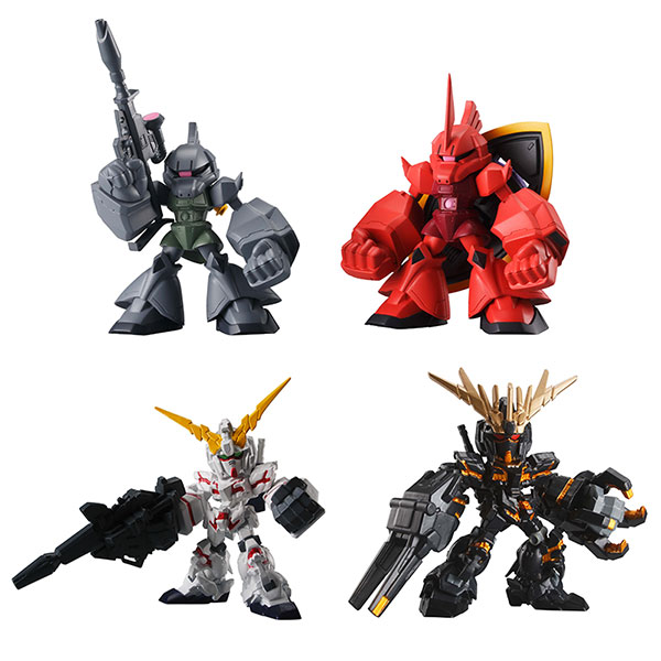 Mobile Suit Gundam GUNDAM EXPAND 01 Metallic Bandai 05