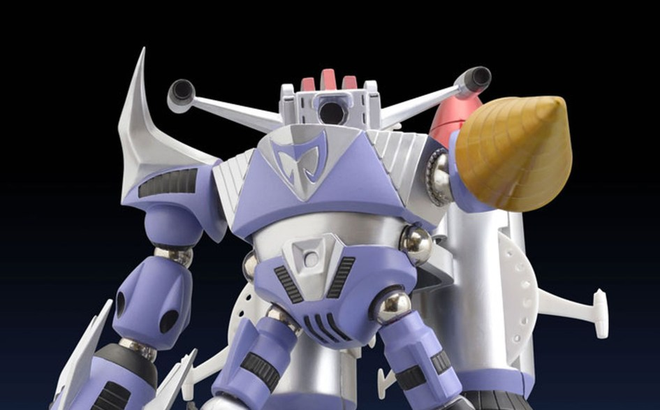 Robot Girls Z- Space Baratack Dynamite Action! HYBRID No.2 Evolution Toy Itakon.it -0002