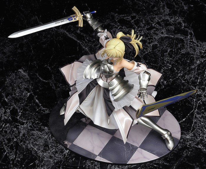 Saber Lily Distant Avalon Fate Stay Night GSC rerelease 04
