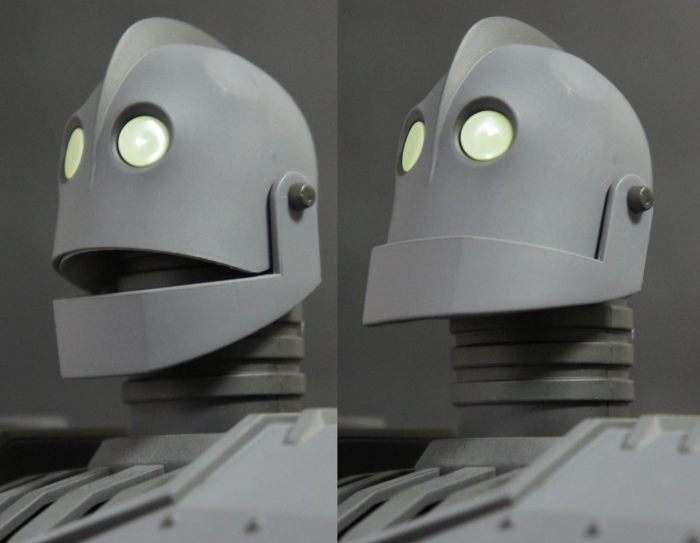 The IRON GIANT Mondo pics 17