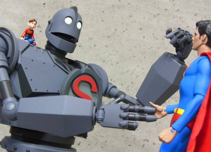 The IRON GIANT Mondo pics 25