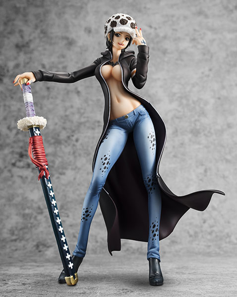 Trafalgar Law POP - One Piece - MegaHouse info pre 02