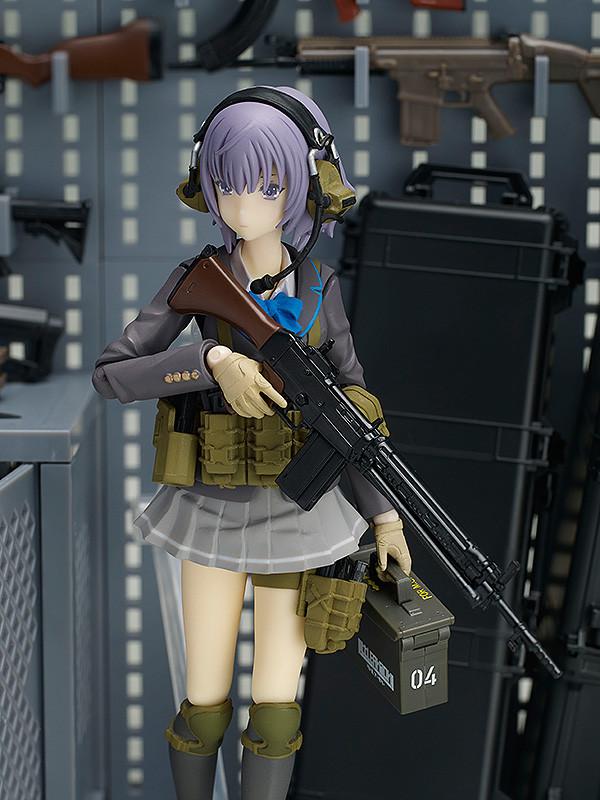 figma Miyo Asato Little Armory TOMYTEC pre 11