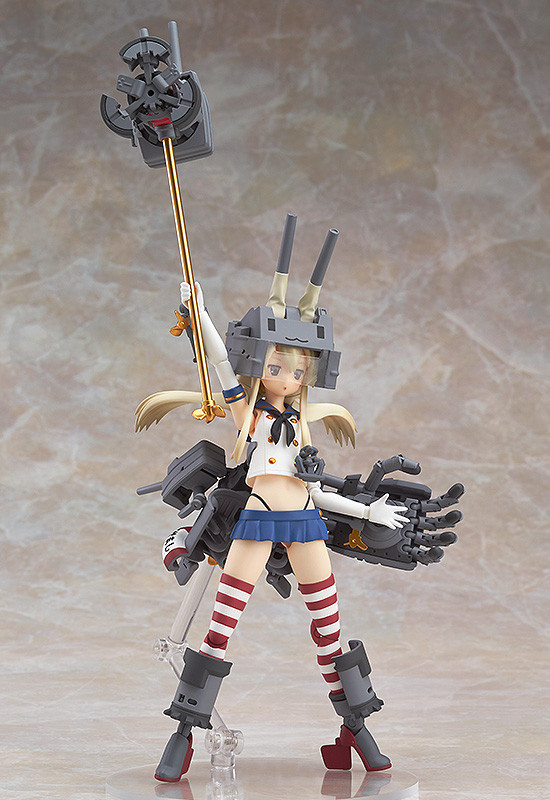 Alloy Shimakaze - Kantai Collection KanColle - Good Smile Company pre 03