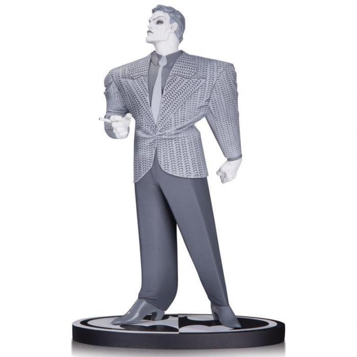 Batman-Black-and-White-The-Joker-Statue-by-Frank-Miller