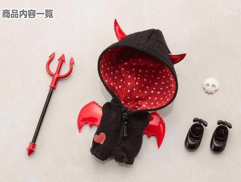 Cu_poche_Extra_Devil_Parka Set