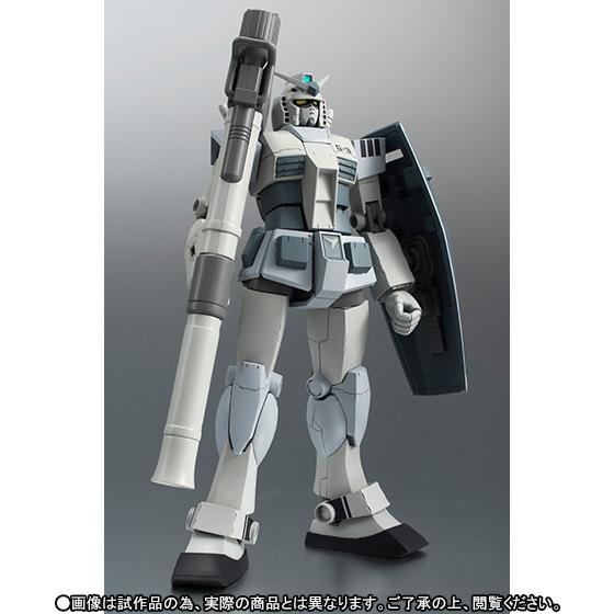 Gundam RX-78-3 G-3 ver. A.N.I.M.E. ROBOT SPIRITS SIDE MS Bandai Itakon.it -0003