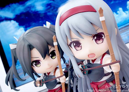 Nendoroid Shokaku Zuikaku KanColle GSC preview 01
