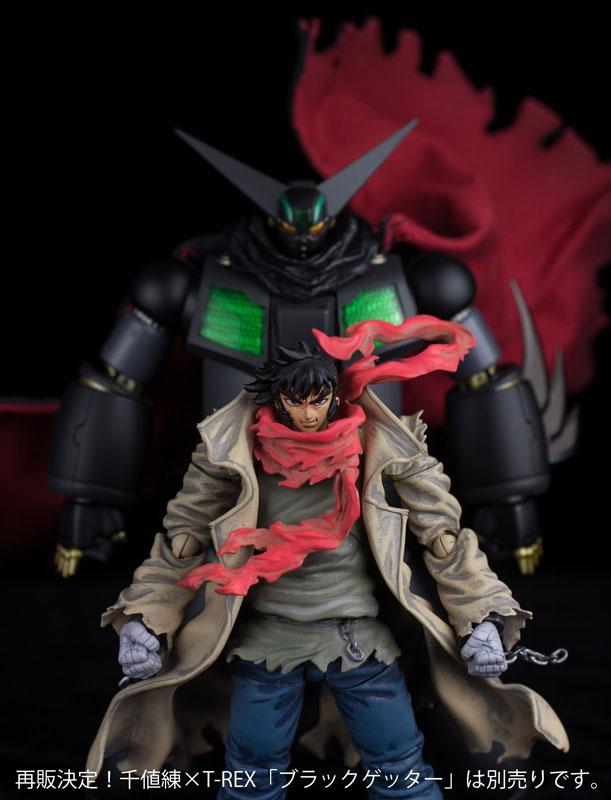 Ryoma Nagare - Getter Robo Armageddon - SENTINEL pre 06