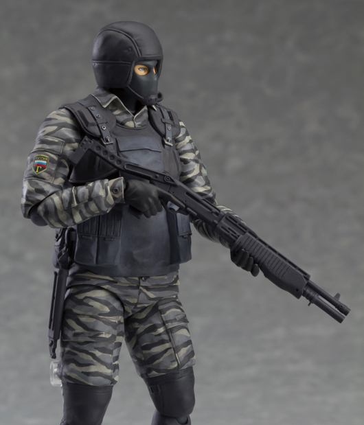 figma Gurlukovich Army Soldiers MGS2 Max Factory pics 08