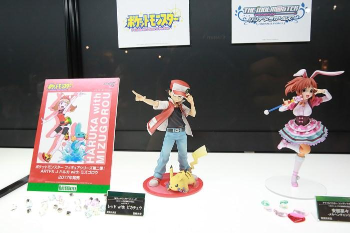 [KOTOBUKIYA] Red & Pikachu da Pokemon