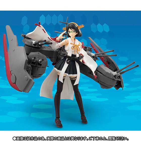 Kirishima Armor Girls Project