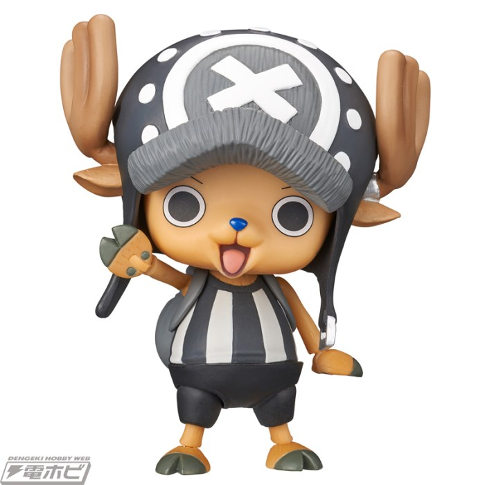 Chopper VAH Mono One Piece MegaHouse pics 01