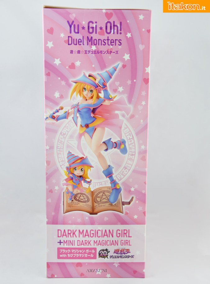Dark Magician Girl - Amakumi x Hobby Japan - Recensione - Foto 02
