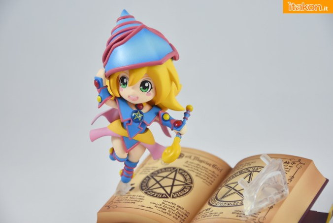 Dark Magician Girl - Amakumi x Hobby Japan - Recensione - Foto 34