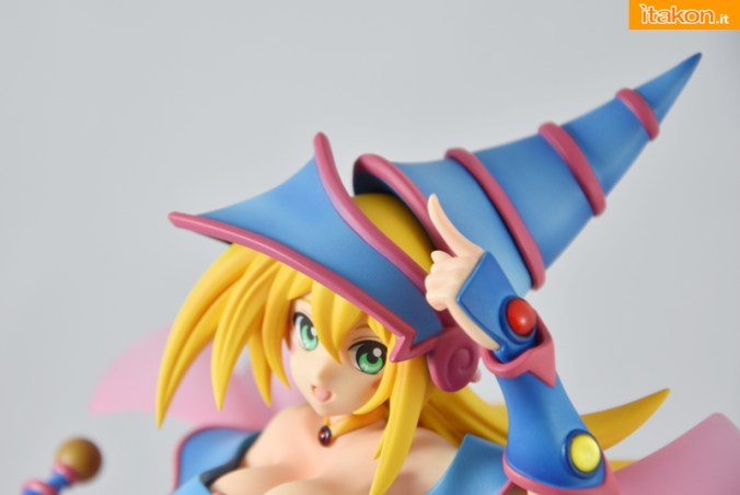 Dark Magician Girl - Amakumi x Hobby Japan - Recensione - Foto 49