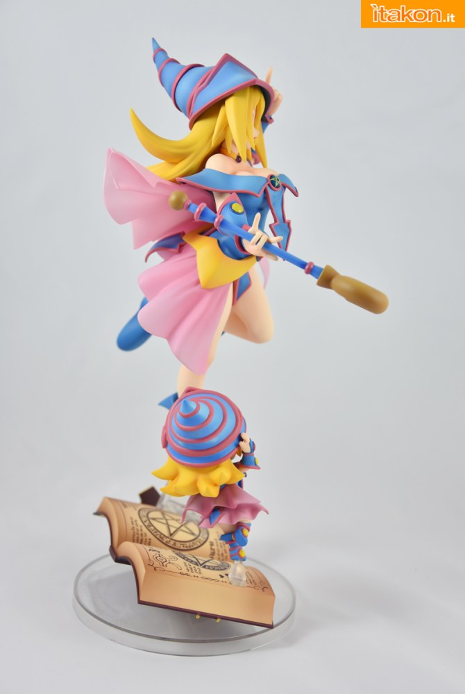 Dark Magician Girl - Amakumi x Hobby Japan - Recensione - Foto 52