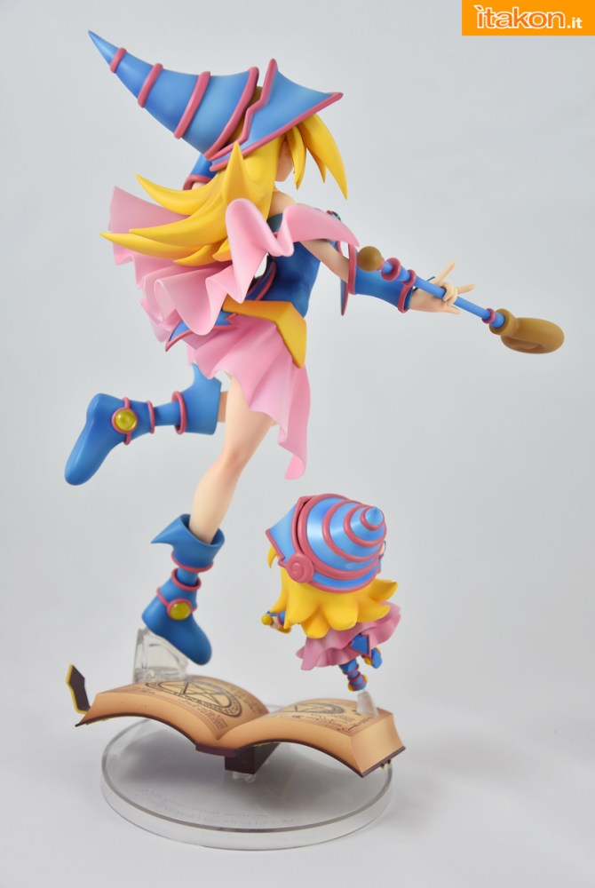 Dark Magician Girl - Amakumi x Hobby Japan - Recensione - Foto 53