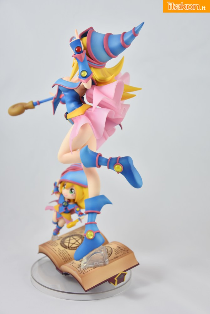 Dark Magician Girl - Amakumi x Hobby Japan - Recensione - Foto 55