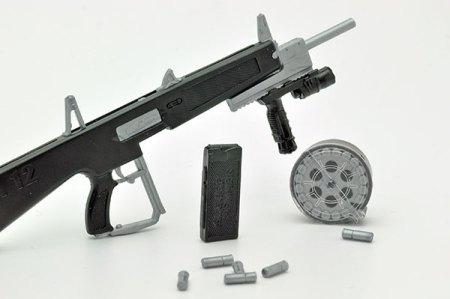 Little Armory LA018 AA-12 Tomytec 10