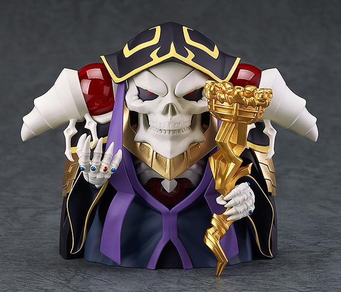 Nendoroid Ainz Ooal Gown pre 01
