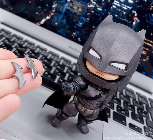 Nendoroid Batman Injustice GSC preview 06