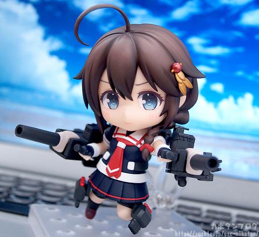 Nendoroid Shigure GSC KanColle pics 06