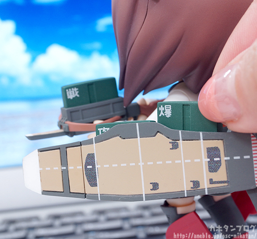 Nendoroid Taiho KanColle preview 04
