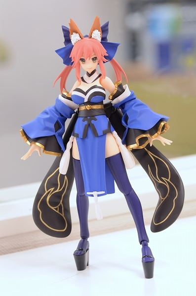 figma Caster Fate EXTRA photogallery 01