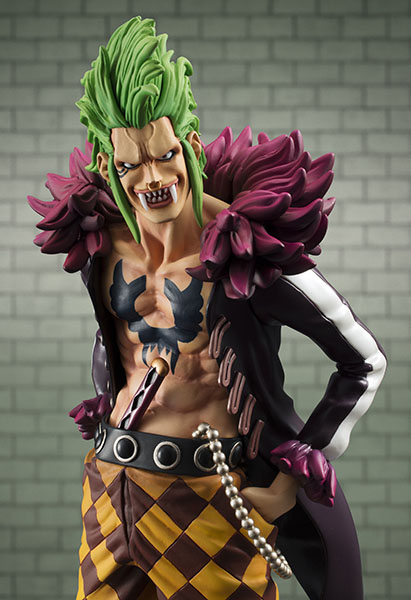 Bartolomeo POP One Piece MegaHouse pre 11